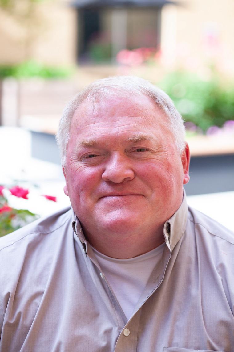 Todd Cox, Director of Respiratory Care